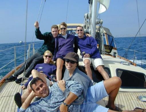 fun yacht