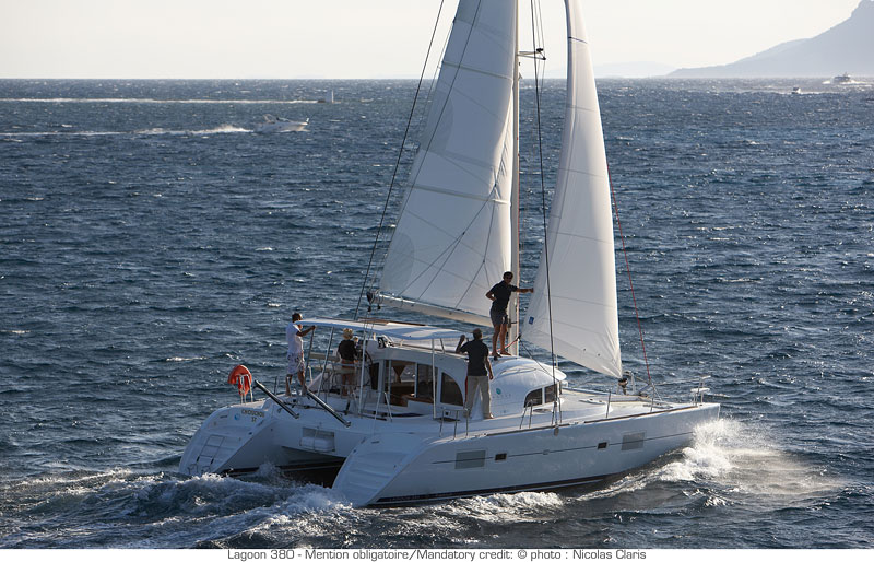 Average Charter Prices for Bareboat Yachts 2009 – 2015